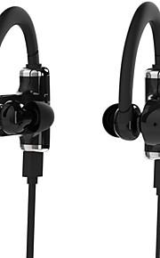 romeinse S530 sport bluetooth v4.0 enkel / dubbel oorhaak headset microfoon
