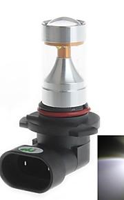 hj 9005 30w 2800lm 6000-6500k 6xcree xb-d LED weiß Glühbirne für Autonebellicht (12-24V, 1 Stück)