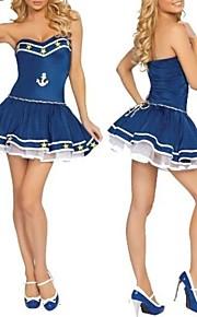 sexy fajne dziewczyny żeglarz granatowy mundur jeden rozmiar