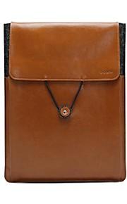 17 inch postbode vintage envelop lederen full body case tas hoes voor laptop (verschillende kleuren)
