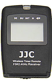 JJC WT-868 Wireless Timer Shutter Release Remote Cord for