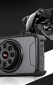 "2,0 ""LCD Full HD 140 ° 1080p bil kamera DVR videokamera bevægelsesdetektering fil låsning iShare HCR-1273jw"