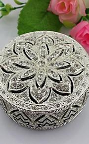 meilleure boîte bijou cadeaux de mariage de bijoux alliage métallique de diamant