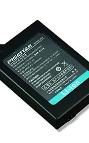 Pisen 1200mAh batterij voor PSP2000 psp3000