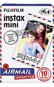 Fujifilm Instax mini øjeblikkelig farvefilm - luftpost