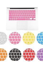 color sólido de alta calidad cubierta delgado teclado para MacBook Air de 11,6 pulgadas (colores surtidos)