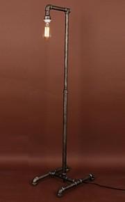 lâmpada industrial andar loft tubulação de água que no estilo rural amercian