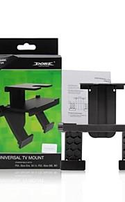 TV klip mount beslag holder står for PS4 ps3 Xbox 360 Wii Wii U Xbox One kinect 2.0 sensor spil