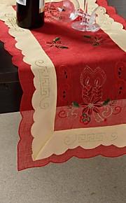 многофункциональный вышитые полиэстер tableclot с размером 25x33cm (9.8x13 дюймов)