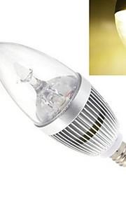 E14 - 12 Stearinlys Pærer (Warm White 120 lm- AC 85-265 V- 1 stk