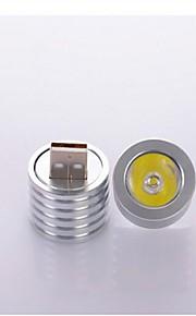 sylindriske mobil makt 1.75w dorm datamaskin skrivebord usbled spotlight