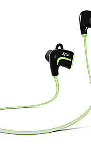 naeny s6 sport oorhaak Bluetooth v4.0 draadloze stereo hoofdtelefoon ondersteuning muziek met microfoon voor mobilephone / tablet / laptop