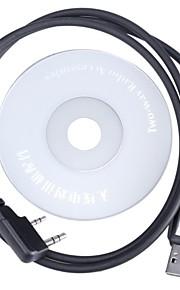 baofeng usb-k USB programmeerkabel voor walkie talkie