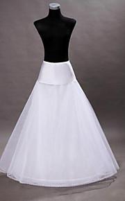 MARIAGE PETTICOAT ( Voir l'image , Blanc ) Robe trapèze - 100CM