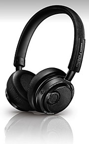 Hoofdtelefoons - Bluetooth - Hoofdtelefoons (hoofdband) - met met microfoon/Volume Controle - voor Mediaspeler/tablet/Mobiele telefoon/Computer -