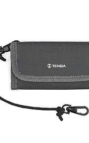 tenba 636-212 reload CF 6 - kort opbevaring tegnebog taske til SD-kort tilbehør (sort)