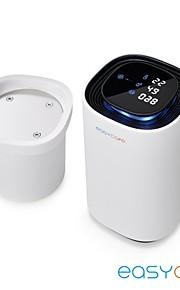easycare® design inteligente purificador de ar eletrônico presente da novidade de alta qualidade carro purificadores de ar com sensor de