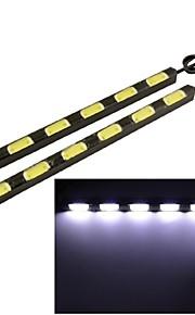 LED - Automatisch - Dagrijlicht/Decoratieve Lamp ( 6000K Spotlamp/Decoratief )