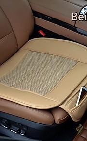 carbón de bambú de las PC de aire purificador de 1 juego de cuero de la PU de todas las estaciones de asiento de coche general se aplica a los