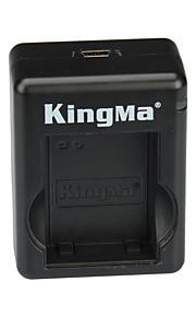 Kingma usb dual batterijlader voor GoPro hero 3/3 + en ahdbt-201/301/302 - zwart