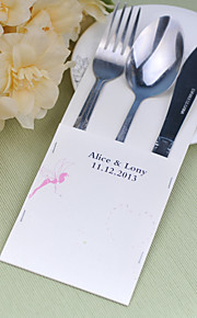 Serving Sets Wedding Cake Knife Personalized  Supplies  Bags Set of 10----Fairy
