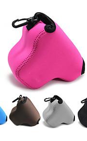 dengpin neopreen soft camera beschermhoes zakje voor de Olympus E-PL7 (14-42 lens) (verschillende kleuren)