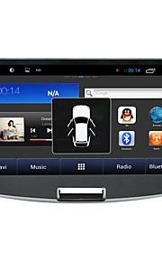 10,1 tommer - Bil DVD-afspiller - 2 Din - 1024 x 600