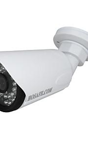 "hosafe mb3wp 1 / 1,3 / 2.0mpwaterproof 1/3 ""CMOS 1.3MP 960p ONVIF bullet IP kamera med PoE 36-ir-ledede"