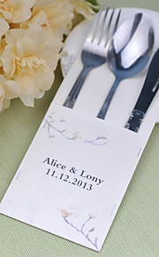 Serving Sets Personalized Cutlery pouch/Flatware pouch/  Supplies Bags  Set of 16---- European Pattern