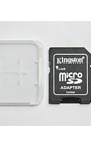 Original Kingston Digital 16 GB Class 10 Micro SD And The Memory Card And The Memory Card Adaptor Box