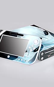 b-Skin® Wii U-konsol beskyttende sticker dækning mærkat hud controller hud