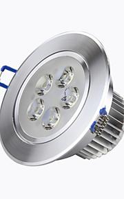 """éclairage 8a 4 """"5W haute puissance conduit 400lm 2800-6500k blanc chaud blanc / froid encastré Spots LED AC85-265V"""