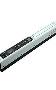 SkyPix tsn451 lion-batterij 900 dpi handheld draagbare handige foto a4 scanner