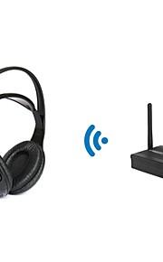 TP-WHC01 - Hovedtelefoner - Høretelefoner (Pandebånd) - DJ/Lydstyrke Kontrol/Gaming/Sport/Lyd-annulerende/Hi-Fi -Medie