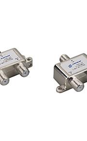 1 i 2 satellit splitter ant sad signal mixer digital satellit tv -Sat combinere, diplexers vhf-uhf