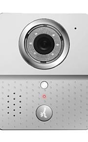 2.4g wifi601 video deurintercom deurbel slimme bel draadloze deurtelefoon intercom camera ondersteuning Android OS aan te sluiten