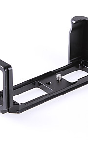 quick release plaat kant l beugel grip voor Fujifilm Fuji X-Pro1 xpro1 arca rss