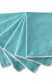 """sinland microfiber handdoeken sieraden poetsdoek glazen poetsdoeken 12 """"x16"""" 6 pack"""