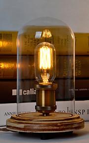 Tafellamp - Oogbescherming - Traditioneel /Klassiek/Rustiek/landelijk - Hout/bamboe