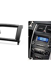 bilradio fascia for mercedes benz ab klasse vito Viano instrumentbræt trim cd dash kit