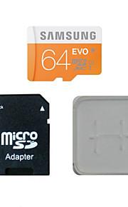 samsung 64gb class10 40m / s TF-geheugenkaart en de geheugenkaart en de adapter doos geheugenkaart