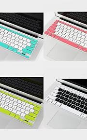 """coosbo® tweekleurige beschermende afdekking van het toetsenbord voor 11 """"13.3"""" 15 """"17"""" MacBook Air / Pro / retina display (verschillende"""