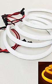 Cotton Angel Eyes LED Yellow Color For B.MW E36 E38 E39 E46 Projector