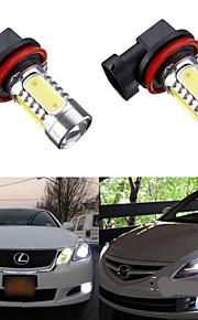 Fendinebbia/Luci frontali - Auto/SUV - LED 6000K