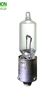 10stk xencn H21W bay9d 12v21w indvendige lys instrumentbrættet indikator advarsel gauge lamper bil belysning kilde