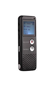 t50 8gb mini oplaadbare digitale voice recorder dictafoon multifunctionele mp3-speler spreker lange afstand opnemen