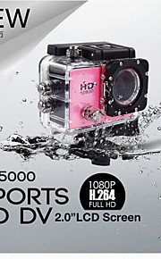 S55 CMOS 5.0MP Full HD 1080p videocamera digitale sport all'aria aperta
