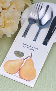 Serving Sets Personalized Cutlery pouch/Flatware pouch/  Supplies Bags  Set of 21---- European Pattern
