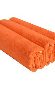 sinland multifunctionele microfiber auto poetsdoeken absorberend&sneldrogend handdoeken assorti kleur 3 pack
