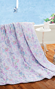 cozzy 1,5 meter lavendel geur Sweety zomer quilt (camellia)